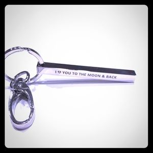 Accessories - Keychain I LoveYou To The Moon And Back